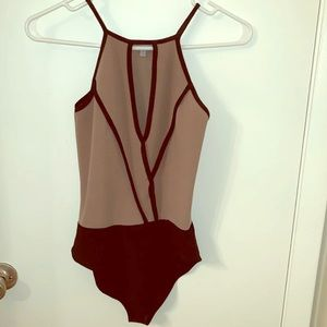 One piece top
